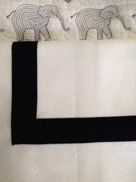 Leontine Linens Coverlet
