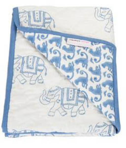 Rikshaw Play Blanket