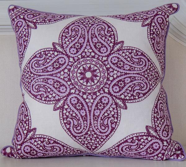 John Robshaw Pillow