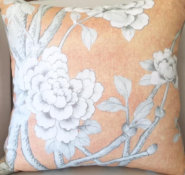 Schumacher Pillow