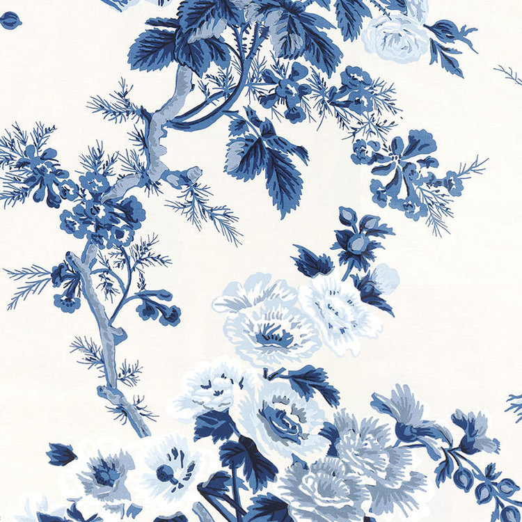 Floral Blues