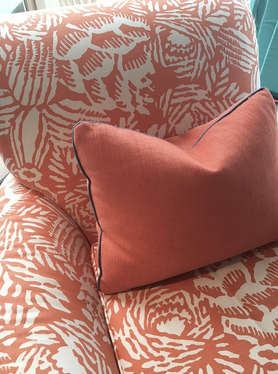 Upholstery and Pillows