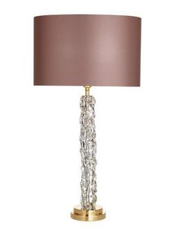 Ice Column Table Lamp