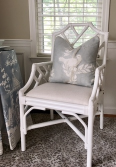 Chinoiserie Chairs