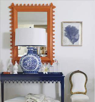 Oomph Newport Console and Mirror
